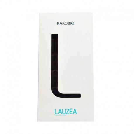 Lauzéa Tablette Chocolat Noir Bio Kakobio 65% 100g