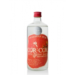 Cor cor red Rhum Blanc trad 40° 70 cl Japon