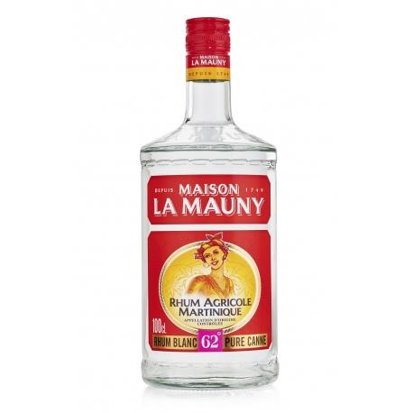 Maison La Mauny Rhum Blanc 62° 70 cl Martinique