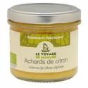 Le Voyage de Mamabé Achards de Citron bio 105g