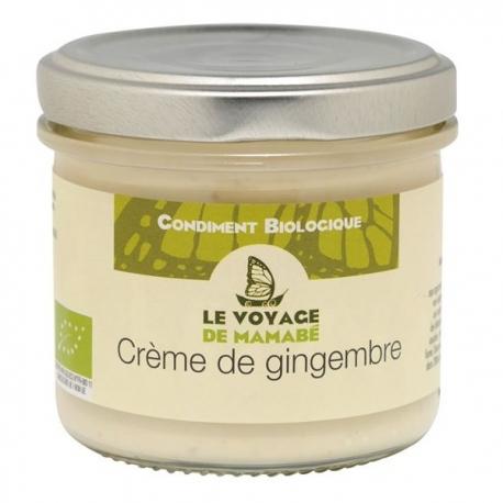 Le Voyage de Mamabé Crème de Gingembre bio 100g