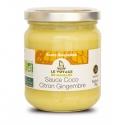 Le Voyage de Mamabé Sauce Coco Citron Gingembre bio 190g