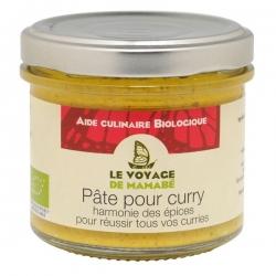 Le Voyage de Mamabé Pate pou Curry bio 105g