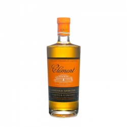 Clèment liqueur shrubb 40° 70 cl Martinique