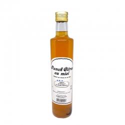 Belle hotesse Punch citron miel 32° 50 cl Marie Galante