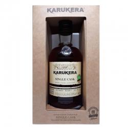 Karukera Rhum Vieux Cuvée 10ème anniversaire Christian de Montaguère Brut de Fût 65.1° 70 cl Guadeloupe