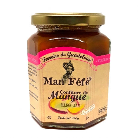Man Féfé Confiture de Mangue 250 g