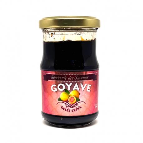 Sérénade des Saveurs Confiture Goyave (Gelée) 230g
