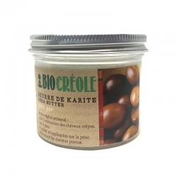 Biocréole Beurre de Karité Raffiné Bio 100 g