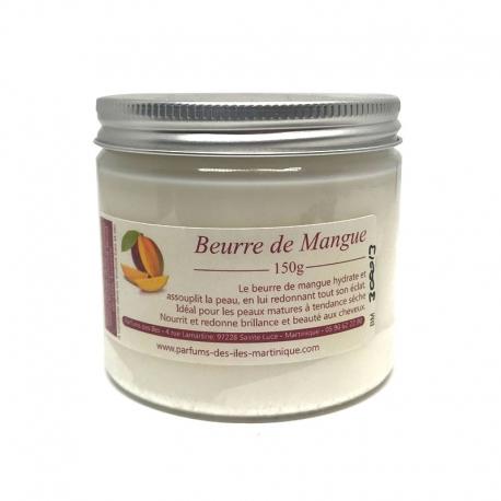 Parfums des Iles Beurre Soin Corps à la Mangue 150 g