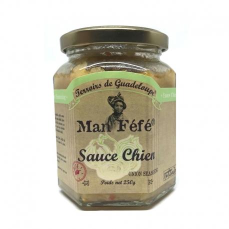 Man Féfé Sauce Chien 250g