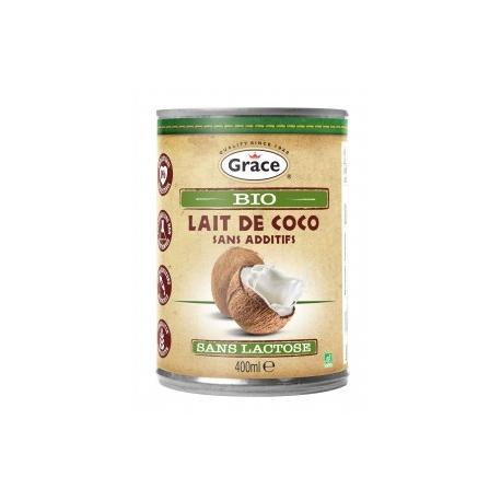 Grace Lait de Coco Bio 40 cl