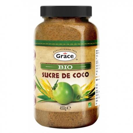 Grace Sucre de Coco Bio 450g