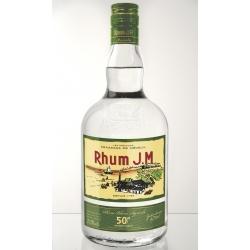 JM Rhum Blanc 50° 70 cl Martinique
