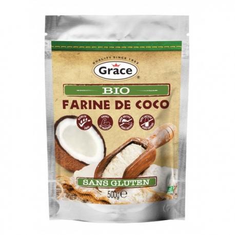Grace Farine de Coco Bio 500g