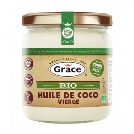 Grace Huile de Coco Bio 300ml