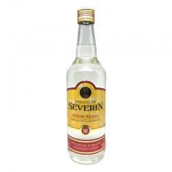 Severin Rhum Blanc 50° 70 cl Guadeloupe