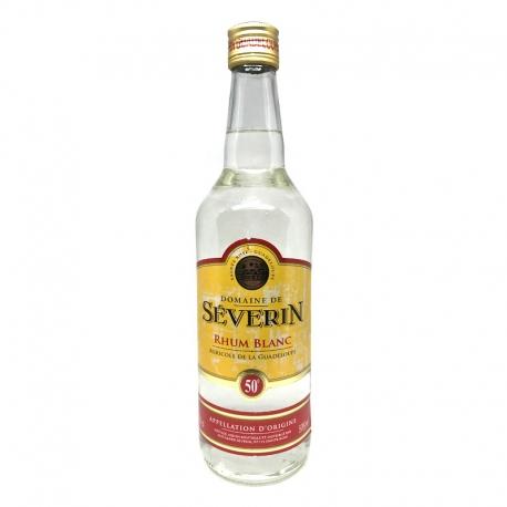 Severin Rhum Blanc 50° 70 cl Guadeloupe