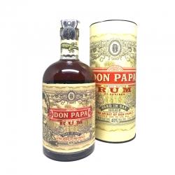 Don Papa Rhum Vieux 7 ans boisson spiritueuse étui collector 40° 70 cl Philippines