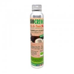 Biocreole Huile de Coco 100% pure et locale 120 ml
