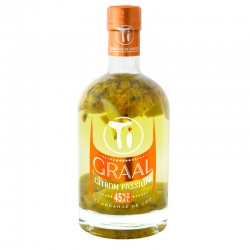 Ti Arrangés de Ced Graal Citron Passion 45.4° 70cl