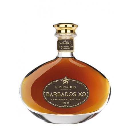 Rum Nation Rhum Vieux XO Anniversary Decanter carafe 40° 70cl Barbade