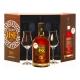 HSE Rhum Vieux XO Grande Réserve coffret + 2 verres 43° 70 cl Martinique