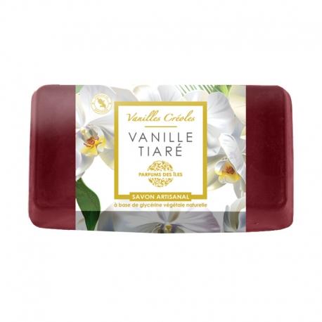Parfums des Iles Savon Vanille Tiaré 100g