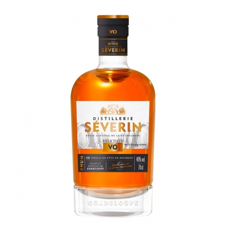 Severin Rhum Vieux VO 40° 70 cl Guadeloupe