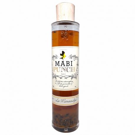 Mabi Punch Maracudja 34° 70 cl Guadeloupe