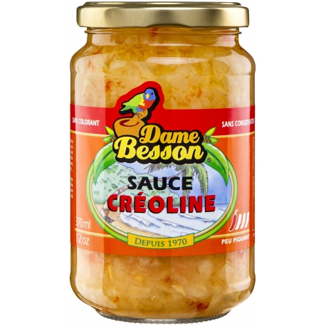 Dame Besson Sauce Creoline 370ml MM