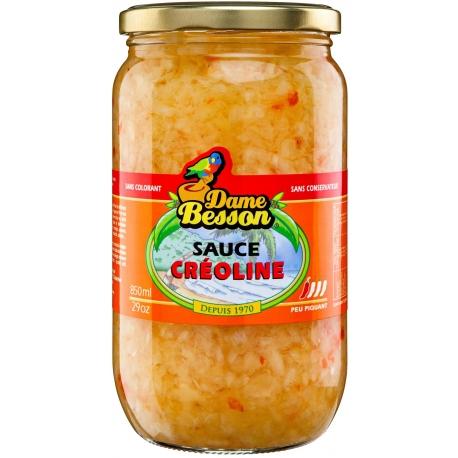 Dame Besson Sauce Creoline 850ml TGM