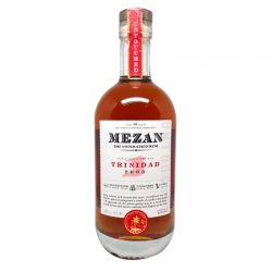 Mezan Rhum Vieux Trinidad 2003 46° 70 cl Trinidad