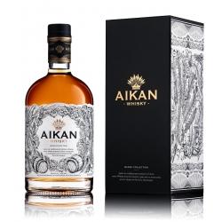 Aikan Whisky Blend Collection vieilli en fut de rhum étui 43° 50cl Martinique