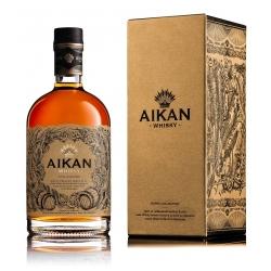 Aikan Whisky Extra Collection vieilli en fut de rhum étui 43° 50cl Martinique