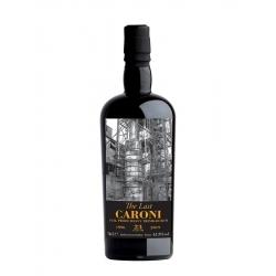 Caroni Rhum Vieux 23 ans 1996 HTR The Last Full Proof Heavy Trinidad Rum 61.9° 70cl Guyana