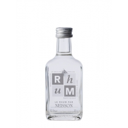 Neisson Rhum Blanc le Rhum par Neisson 52,5° 20 cl Martinique