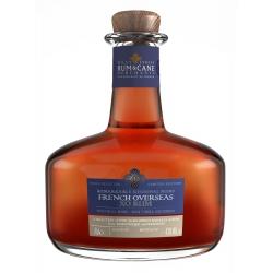 Rum & cane Rhum Vieux french overseas XO 43° 70 cl Réunion et martinique