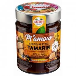 M amour confiture tamarin 325 g