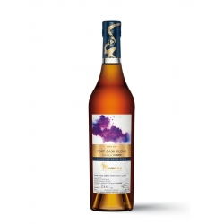 Savanna Rhum Vieux 15 ans Grand Arôme Port Cask Blend The Little Big Book 49,2° 50 cl La Réunion