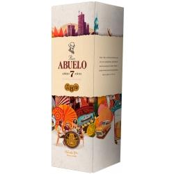 Abuelo Rhum Vieux 7 ans édition spéciale étui 40° 70 cl Panama