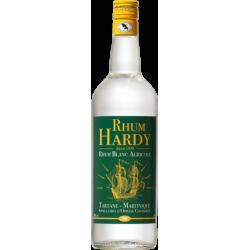 Hardy Rhum Blanc 50° 1L Martinique