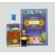 Coloma Rhum Vieux 8 ans coffret + 1 mignonnette 5 cl de liqueur de café Coloma 40° 70 cl Colombie