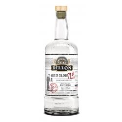 Dillon Rhum Blanc Brut de Colonne 71,3° 70 cl Martinique