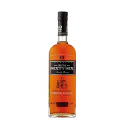 Sixty Six Rum Rhum Vieux  12 ans 43° 70 cl Barbade