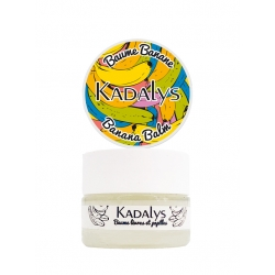 Kadalys Banana Lips Balm - Organic Yellow Banana