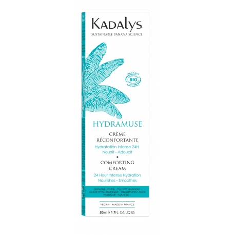 Kadalys Hydramuse - Comforting Cream Yellow Banana
