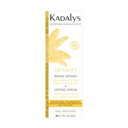 Kadalys Musalift Visible Wrinkles - Serum Organic Yellow Banana