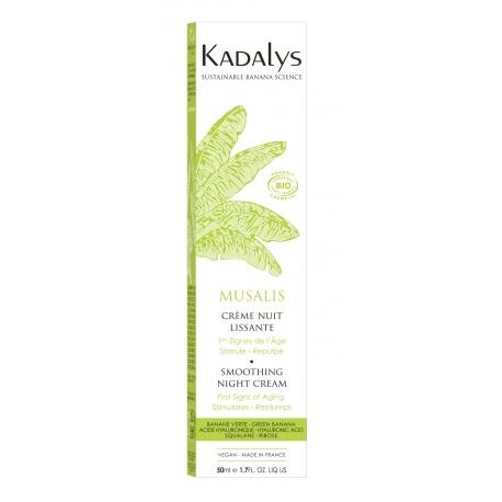 Kadalys Musalis 1St Wrinkles - Night Cream OrganicGreen Banana