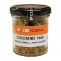 Épices Karina Colombo 1862 Antilles Françaises poudre pot 50 g